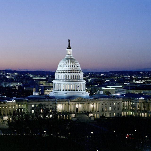 Canva - Capitol in Washington